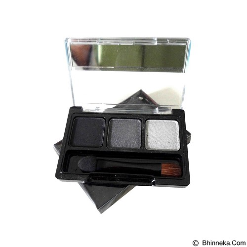 MIZZU Gradicale Shadow - Smoky Charcoal - Eye Shadow