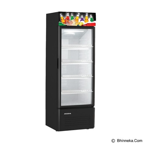 MODENA Showcase Cooler [Finestra - SC 1301] - Display Cooler