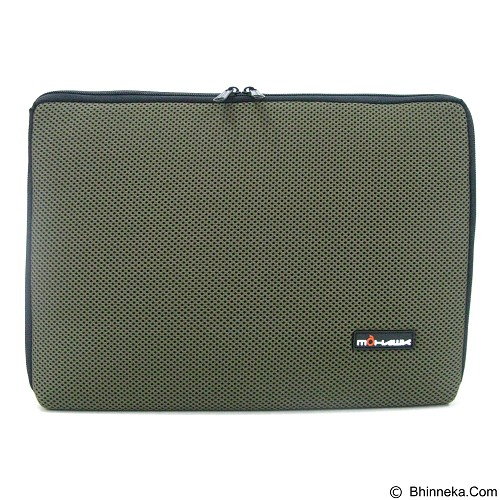 MOHAWK Softcase Laptop [301-12] - Green - Notebook Sleeve