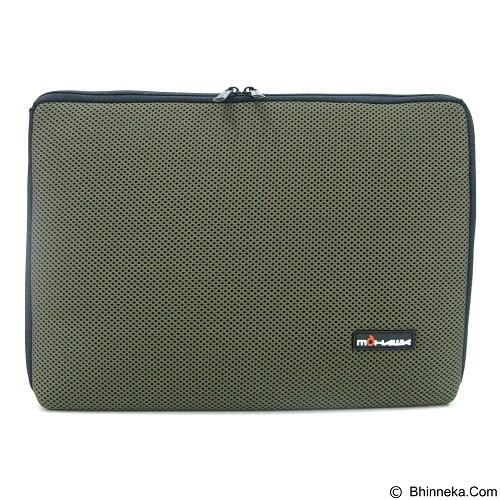 MOHAWK Softcase Laptop [301-12] - Green - Notebook Sleeve