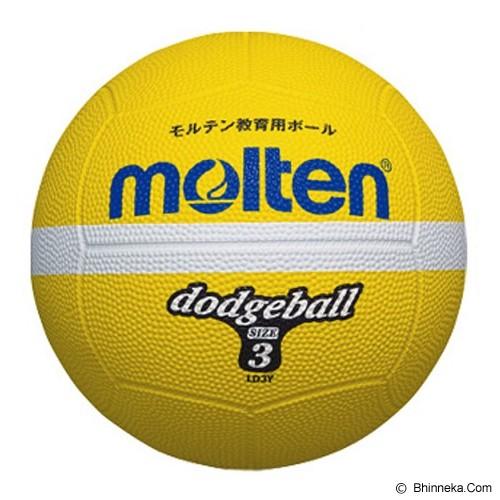 MOLTEN Dodge Ball - Bola Tangan / Handball