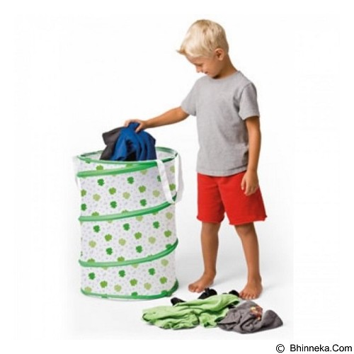 MOMMY'S HELPER Pop-Up Hamper [MH 12133] (Merchant) - Keranjang Baju / Laundry Bin