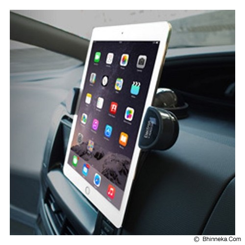 MONOCOZZI Car Holder for Tablet - Black - Gadget Mounting / Bracket