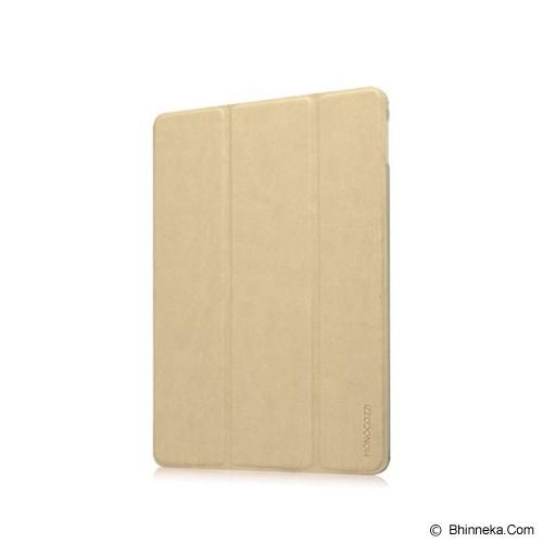 MONOCOZZI Lucid Folio Ultra Slim Apple Flip iPad Air 2 - Cream - Casing Tablet / Case