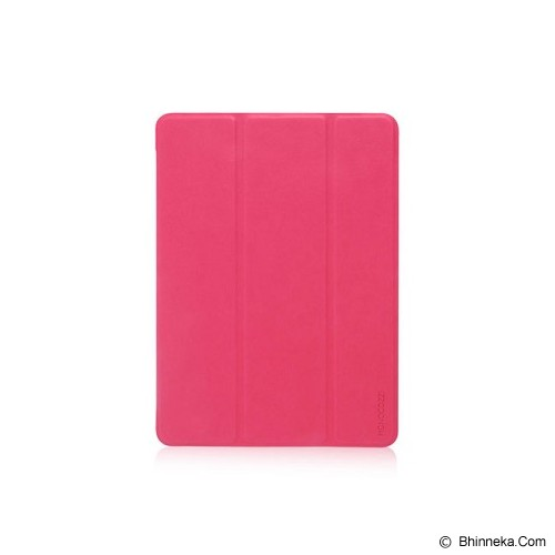 MONOCOZZI Lucid Folio Ultra Slim Flip Apple iPad Air 2 - Pink - Casing Tablet / Case