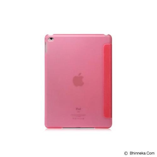 MONOCOZZI Lucid Folio Ultra Slim Flip Apple iPad Air 2 - Pink - Casing Tablet / Case