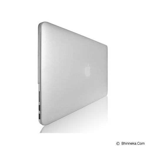 MONOCOZZI Matte Hard Shell Case 13 inch for Macbook Air - White - Notebook Skin