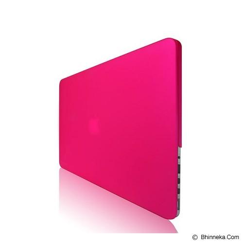 MONOCOZZI Matte Hard Shell Case Pink 11