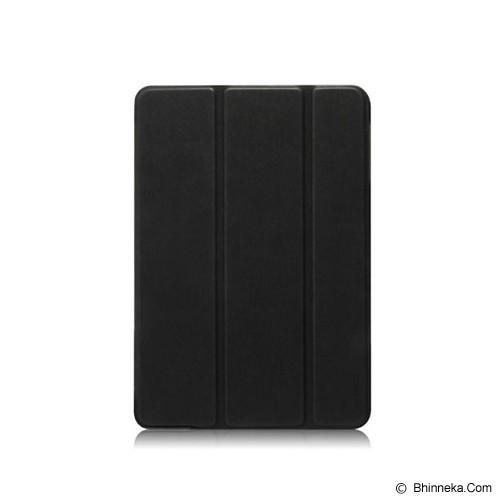 MONOCOZZI Ultra Slim Hard Apple Flip Case for iPad Mini 3 with Auto - Black - Casing Tablet / Case