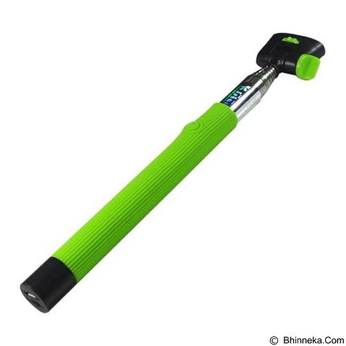 MONOPOD Tongsis Wireless Monopod Mobile Phone With L Holder [Z07-5] - Green - Gadget Monopod / Tongsis