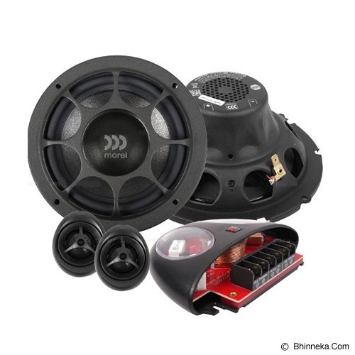 MOREL Virtus 602 Speaker 2way - Car Audio System