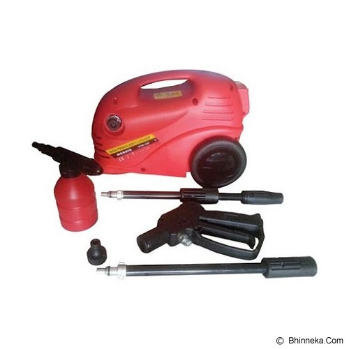 MORRIS Mesin High Presure Steam Jet Cleaner [MOR-40P] - Kompresor Air