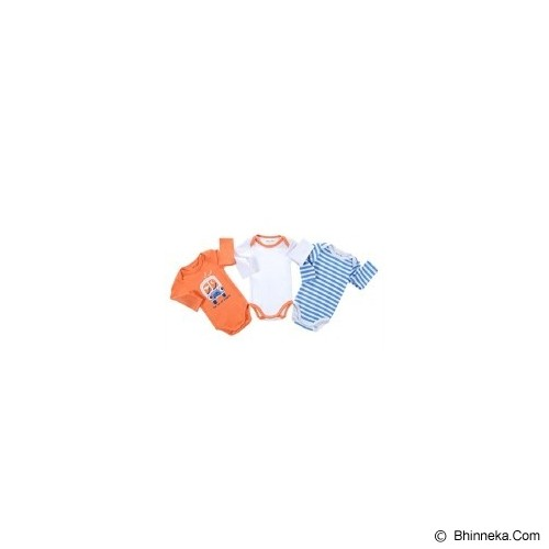 MOTHER NEST Jumper Cars Boys Size 3-6M - Jumper Bepergian/Pesta Bayi dan Anak