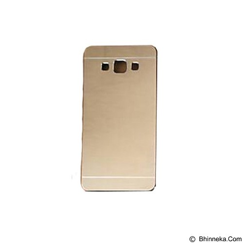 MOTOMO Hardcase for Samsung Galaxy A3 - Gold (Merchant) - Casing Handphone / Case