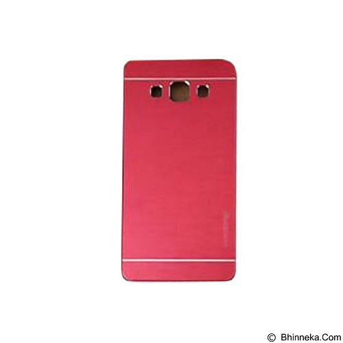MOTOMO Hardcase for Samsung Galaxy A3 - Red (Merchant) - Casing Handphone / Case