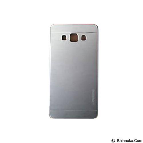 MOTOMO Hardcase for Samsung Galaxy A3 - Silver (Merchant) - Casing Handphone / Case