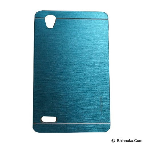 MOTOMO Ino Metal Case Oppo Mirror 5 - Blue (Merchant) - Casing Handphone / Case