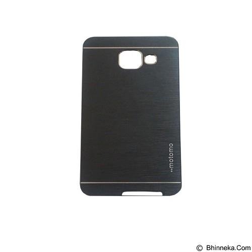 MOTOMO Ino Metal Case Samsung Galaxy A510 - Black (Merchant) - Casing Handphone / Case