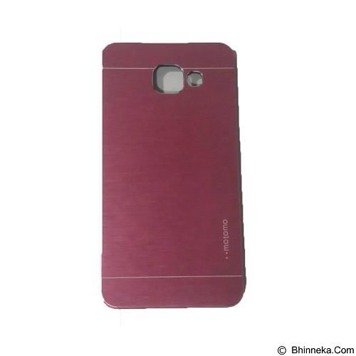 MOTOMO Ino Metal Case Samsung Galaxy A510 - Pink (Merchant) - Casing Handphone / Case