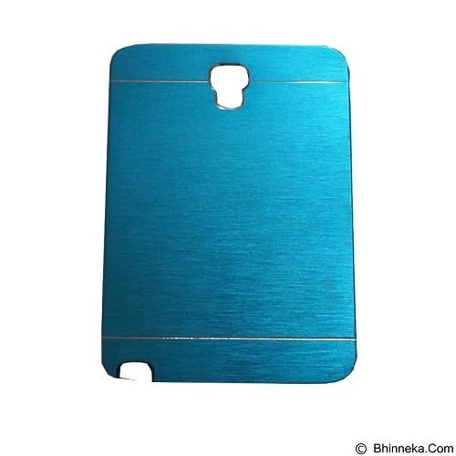 MOTOMO Ino Metal Case Samsung Galaxy Note 3 - Blue (Merchant) - Casing Handphone / Case