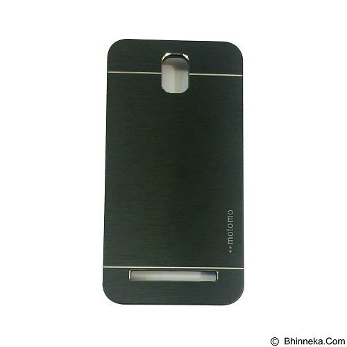 MOTOMO Metal Hardcase for Asus Zenfone C [ZC451CG] - Black (Merchant) - Casing Handphone / Case
