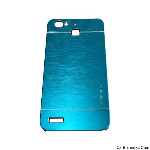 MOTOMO Metal Hardcase for Huawei GR3/Enjoy 5s - Soft Blue (Merchant) - Casing Handphone / Case