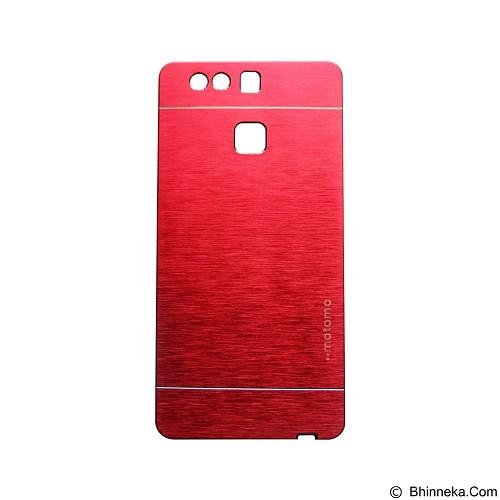 MOTOMO Metal Hardcase for Huawei P9 - Red (Merchant) - Casing Handphone / Case