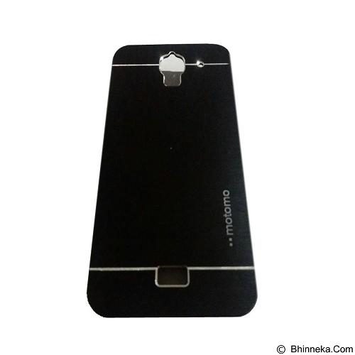 MOTOMO Metal Hardcase for Huawei Y3 Y3C Y360 - Black (Merchant) - Casing Handphone / Case
