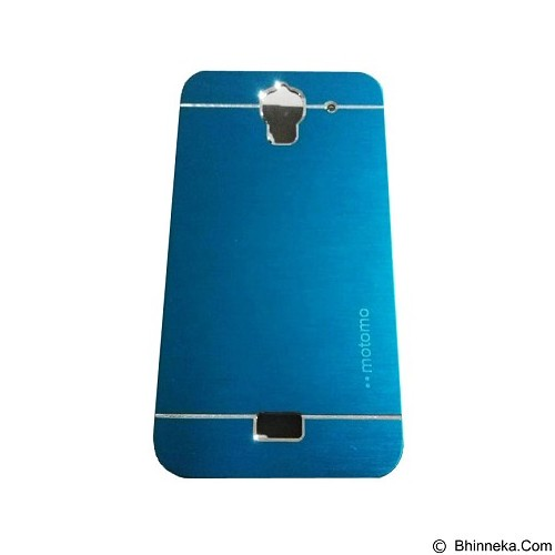 MOTOMO Metal Hardcase for Huawei Y3 Y3C Y360 - Soft Blue (Merchant) - Casing Handphone / Case