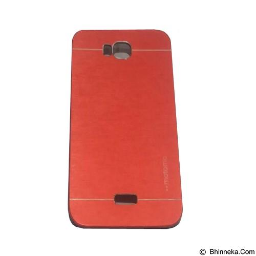 MOTOMO Metal Hardcase for Huawei Y5 - Red (Merchant) - Casing Handphone / Case