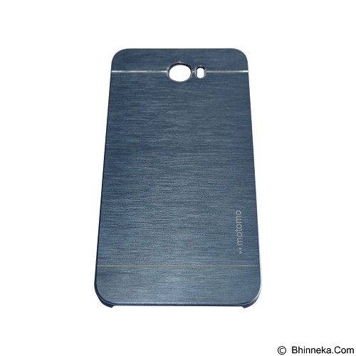MOTOMO Metal Hardcase for Huawei Y5II - Dark Blue (Merchant) - Casing Handphone / Case