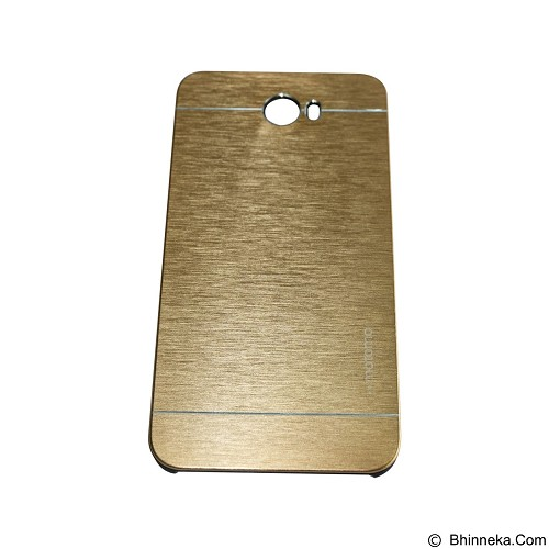 MOTOMO Metal Hardcase for Huawei Y5II - Gold (Merchant) - Casing Handphone / Case