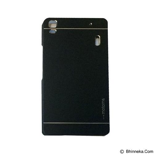 MOTOMO Metal Hardcase for Lenovo K3 Note  - Black (Merchant) - Casing Handphone / Case