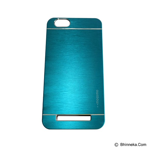 MOTOMO Metal Hardcase for Lenovo Vibe C - Soft Blue (Merchant) - Casing Handphone / Case
