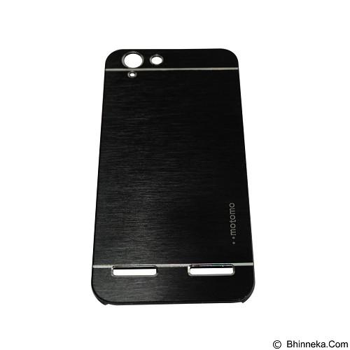 MOTOMO Metal Hardcase for Lenovo Vibe K5 Plus - Black (Merchant) - Casing Handphone / Case