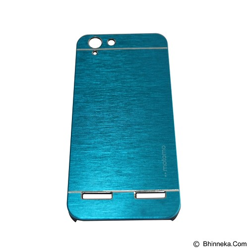 MOTOMO Metal Hardcase for Lenovo Vibe K5 Plus - Soft Blue (Merchant) - Casing Handphone / Case