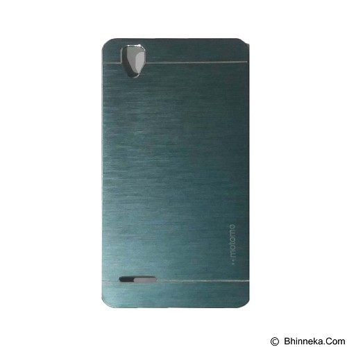 MOTOMO Metal Hardcase for Oppo F1 - Dark Blue (Merchant) - Casing Handphone / Case