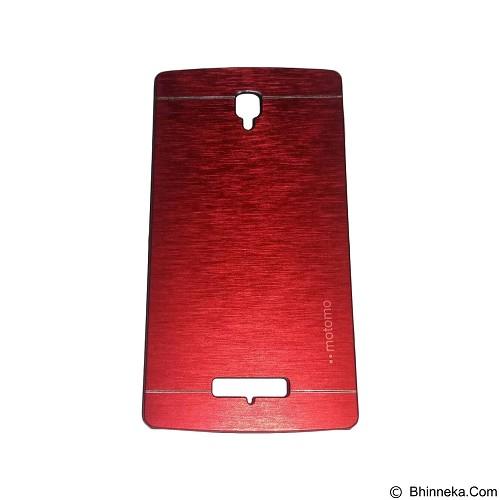 MOTOMO Metal Hardcase for Oppo Neo 3 - Red (Merchant) - Casing Handphone / Case