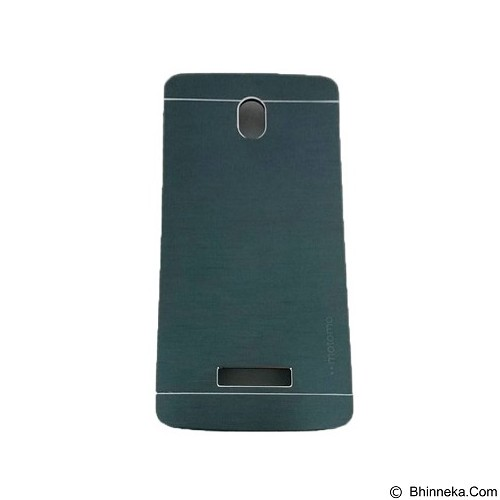 MOTOMO Metal Hardcase for Oppo Yoyo - Dark Blue (Merchant) - Casing Handphone / Case