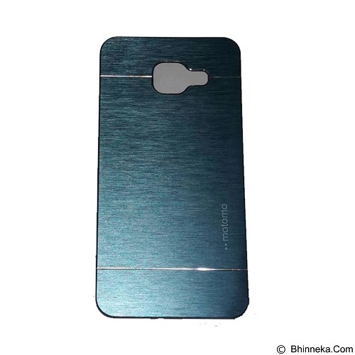 MOTOMO Metal Hardcase for Samsung Galaxy A3 (2016) - Dark Blue (Merchant) - Casing Handphone / Case