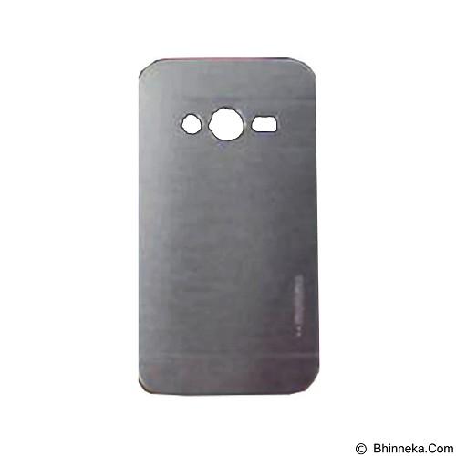 MOTOMO Metal Hardcase for Samsung Galaxy Ace 4 - Silver (Merchant) - Casing Handphone / Case
