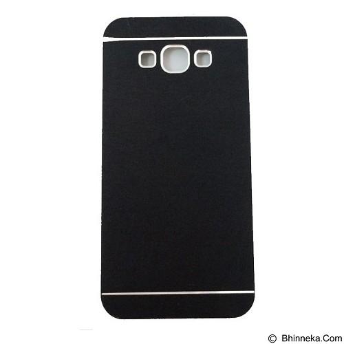 MOTOMO Metal Hardcase for Samsung Galaxy E5 - Black (Merchant) - Casing Handphone / Case