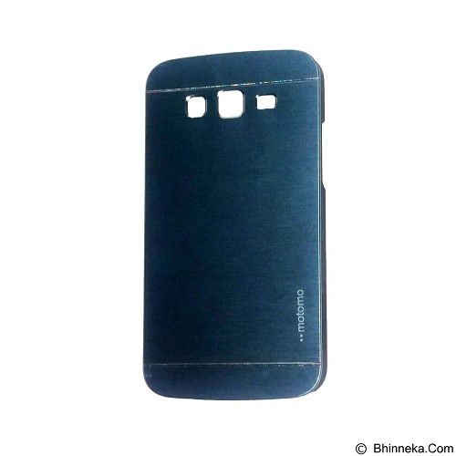 MOTOMO Metal Hardcase for Samsung Galaxy Grand 2 - Dark Blue (Merchant) - Casing Handphone / Case