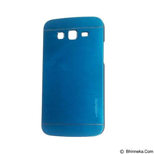 MOTOMO Metal Hardcase for Samsung Galaxy Grand 2 - Soft Blue (Merchant) - Casing Handphone / Case