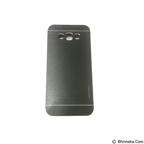 MOTOMO Metal Hardcase for Samsung Galaxy J1 - Black (Merchant) - Casing Handphone / Case