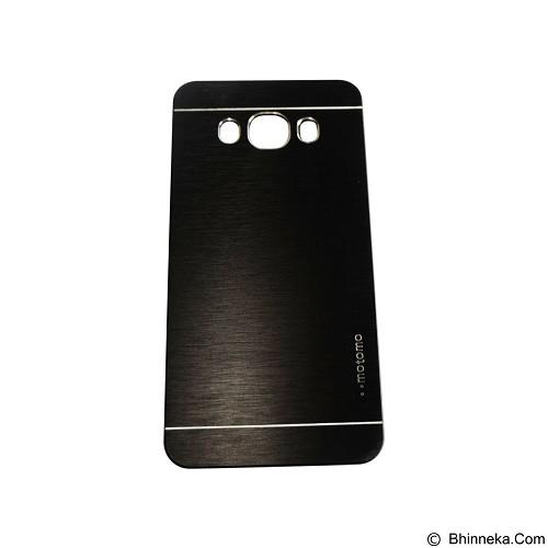 MOTOMO Metal Hardcase for Samsung Galaxy J7 (2016) - Black (Merchant) - Casing Handphone / Case