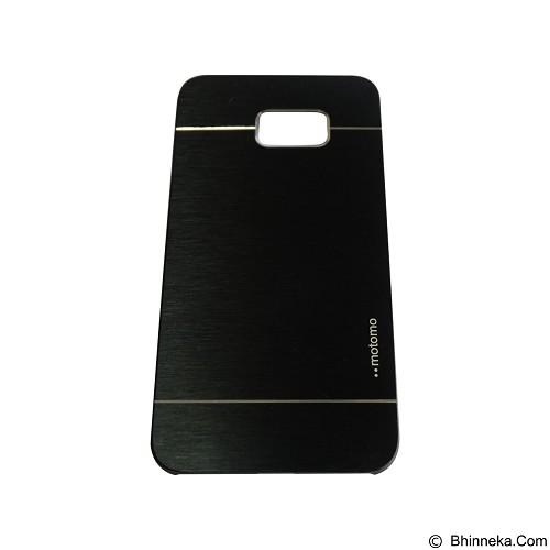 MOTOMO Metal Hardcase for Samsung Galaxy Note 5 Edge - Dark Blue (Merchant) - Casing Handphone / Case