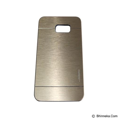 MOTOMO Metal Hardcase for Samsung Galaxy Note 5 Edge - Gold (Merchant) - Casing Handphone / Case