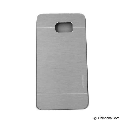 MOTOMO Metal Hardcase for Samsung Galaxy Note 5 N920 - Silver (Merchant) - Casing Handphone / Case