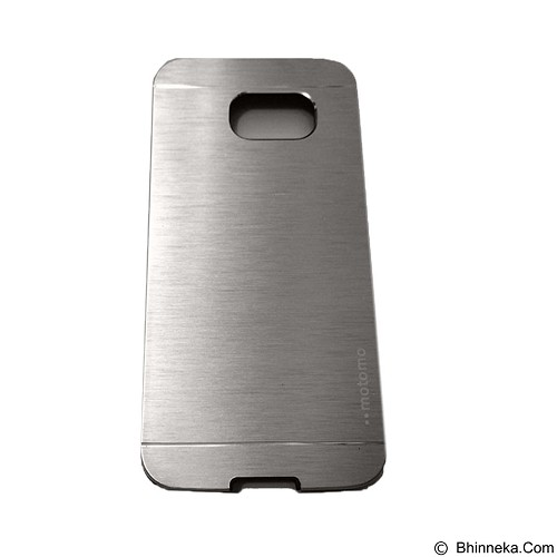 MOTOMO Metal Hardcase for Samsung Galaxy S6 - Silver (Merchant) - Casing Handphone / Case